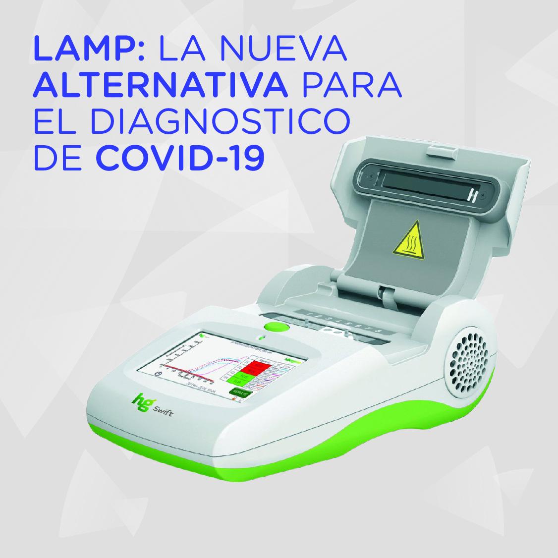 LAMP: La Nueva Alternativa Para El Diagnóstico De Covid-19