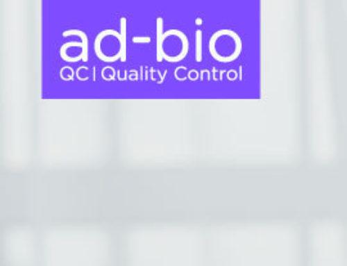 ad-bio QC Quality Control una solución para tu laboratorio.