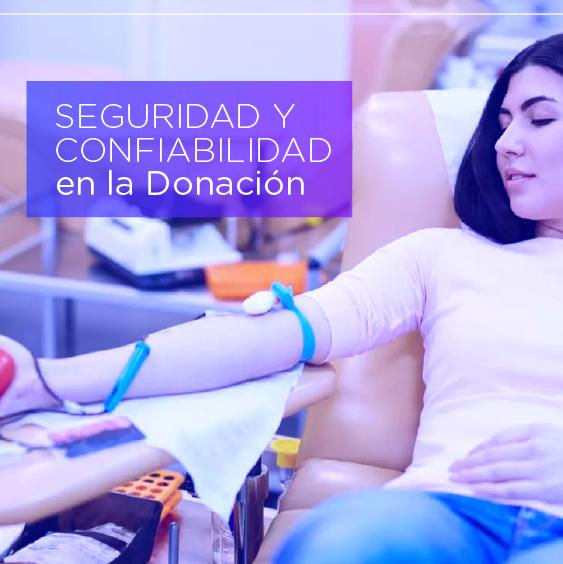 Soluciones 360° para Bancos de Sangre y Servicios de Transfusión.